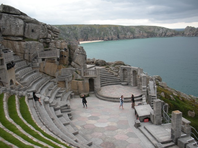 Minack Theatre - Cornwall, UK