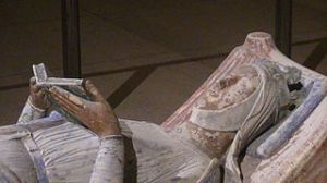 effigy of Eleanor