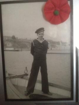 Dad, 1943, Coast Guard, NY