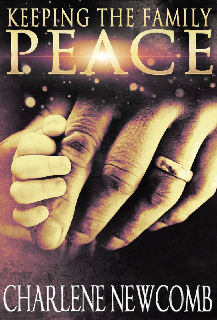 book cover for Keeping the Family Peace