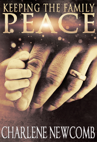 book cover for Family Peace