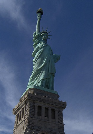 Statue of Liberty from my 2006 trip to NYC