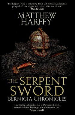 book cover for The Serpent Sword