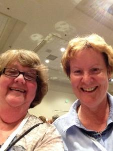 with Alison Morton
