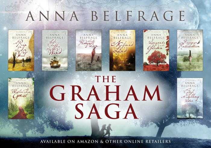 Anna Belgrage Banner of books-2