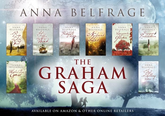 Anna Belgrage Banner of books-2