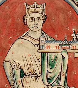 John, of Magna Carta fame, was crowned King of England on 27 May 1199