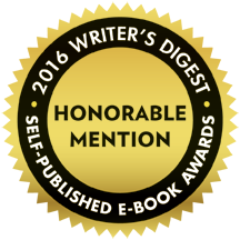 Writers Digest award