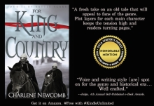 Writer's Digest Awards an Honorable Mention to For King and Country